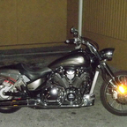 2005 Honda VTX 1800 F3 custom