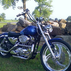 1993 Harley Davidson Sportster