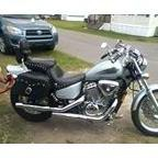 2007 Honda Shadow Honda