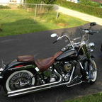 2005 Harley Davidson Softtail