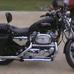 1998 Harley Davidson Sportster 1200