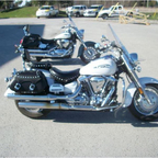 2010 Yamaha Road Star 1700