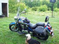 2010 Kawasaki Vulcan Classic LT 900 cc
