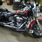 2012 Harley Davidson Heritage softail