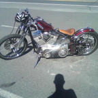 Not a harley!! Custom SICK FAST!