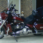2001 Harley Davidson Ultra Classic