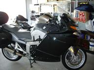 2007 BMW K1200GT