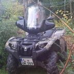 2013 Yamaha Grizzly 700