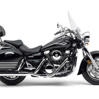 I have enjoyed Harleys for years....but I love the Nomad.  Big and Powerful.