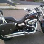 2008 Harley Davidson Fat Bob Dyna