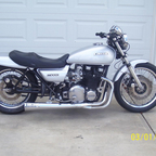 1977 Kawasaki KZ 1000