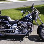 My old bike, sold in 2012