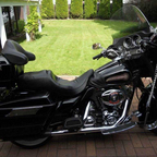 My new (2007) Electra Glide Classic