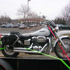 2003 Honda Honda Shadow 750