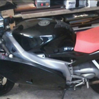 1999 Aprilia 125 rs sports