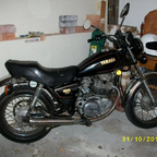 2001 Yamaha SR250