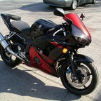 2003 Yamaha r6 limited edition