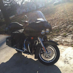 2011 Harley Davidson FLTRU Road Glide Ultra