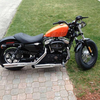 2012 Harley Davidson 48 Sportster