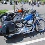 1998 Harley Davidson XL 1200 Sporty
