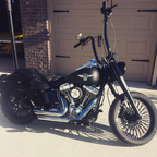2010 Harley Davidson Fat boy lo
