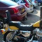 1999 Harley Davidson 883 Old Skool