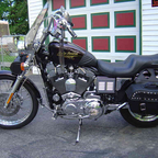 2000 Harley Davidson Sportster 1200 Screaming Eagle
