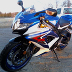 2008 Suzuki Gixxer