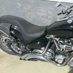 2004 Yamaha Custom Midnight Star 1700