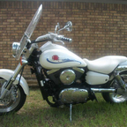 2002 Kawasaki Mean Streak, 1500, Custom Paint, Low Mileage, OriginalOwner