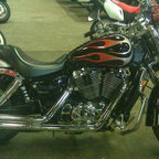 2005 Honda Sabre Shadow