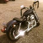 2013 Harley Davidson 883 sportster
