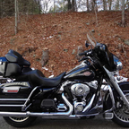 2010 Harley Davidson electric glide classic