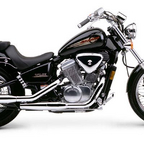 2002 Honda Honda Shadow VT600