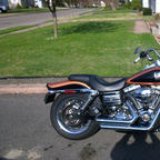 2008 Harley Davidson FXDWG