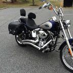 2007 Harley Davidson FXSTC
