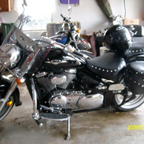 I LOVE MY NEWER BIKER ! LOOKS ALMOST LIKE THE ROAD KINGS!