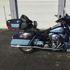 2003 Harley Davidson FLhcui ultra classic anniverery