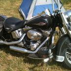 2005 Harley Davidson Heritage Classic