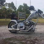 2013 Harley Davidson Custom Build