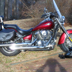 2009 Kawasaki Vulcan Cruiser
