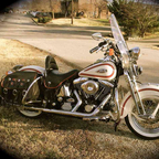 1998 Harley Davidson FLHST