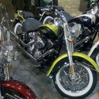 2011 Harley Davidson softtail delux
