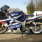 2003 Suzuki GSXR 600