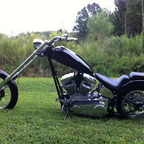 2003 Harley Davidson Custom 1 of a kind hand built chopper