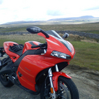 2009 Buell 1125