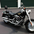 2005 Harley Davidson Fat Boy 15th Anniversary