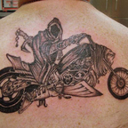 Biker Tattoo