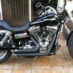 2013 Harley Davidson FXDC