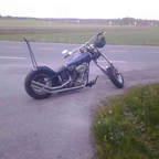 1972 Harley Davidson Custome/chopper